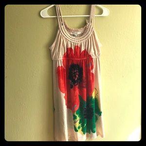 Forever 21 Floral Print Summer Dress